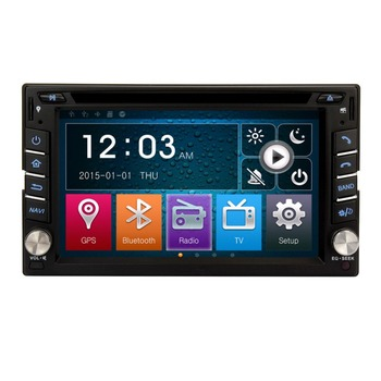 Winmark Car Radio DVD Player 6.2 Inch 2 Din Wince 6.0 Mstar 2531 With Touch Screen For NISSAN MURANO 2002-2011 Universal DK6539