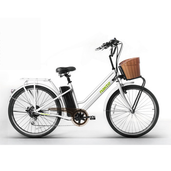 2017 Foldable No Cheap Best China Electric Bicycle 250W 26Inch Electric Bikes
