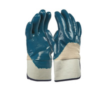 Brand MHR grey nitrile coated ansell gloves