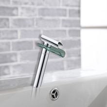 Popular Solid Brass Hand Wash Waterfall Basin Tap