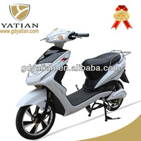 Cheap 2 wheeler mini adult 2 passenger electric scooter