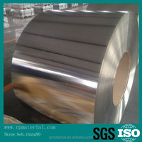ASTM,JIS,GB,DIN,AISI Standard and SPCC Grade Bright Finish Tinplate Coil
