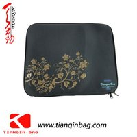 2012 promotional neoprene laptop sleeve