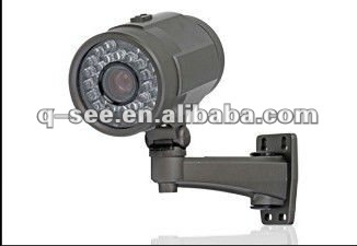 Indoor Sony Color CCD 570TV Line Infared LEDs Security Surveillance CCTV Camera