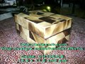 Brand New Vietnam lacquerware and horn jewerly box