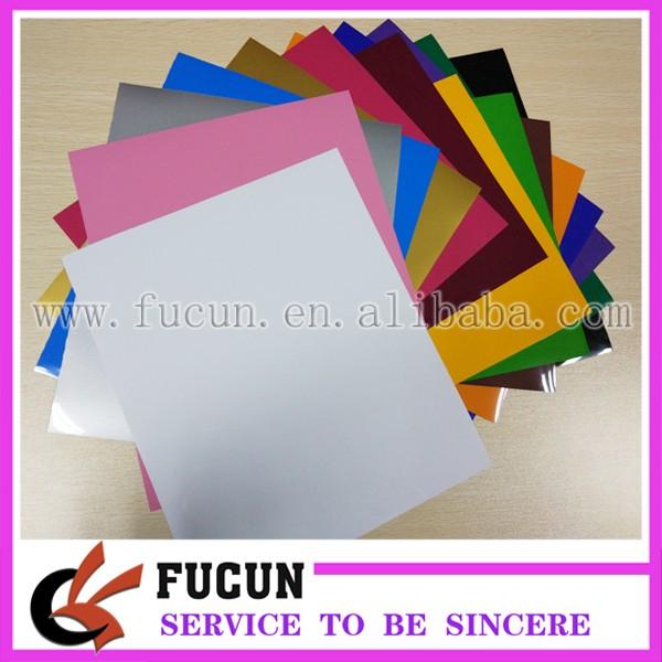 Assorted 15 Colors PU heat transfer vinyl sheet.jpg