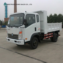 hot 5 tons dongfeng mini dump truck price for sale
