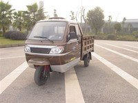 cheap cargo tricycle closed cabin motorcycle