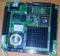 inLog PC-486 Embedded ACC Maple 486DX-133 CPU SBC with CRT/LCD VGA, Ethernet, GPIO, DiskOnChip and 4M EDO RAM PC/104 Board