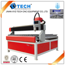 Best Art Wood Carving Machine for Sale, Mini Sign Mould Mini Advertising CNC Router 1200*1200mm (CE)