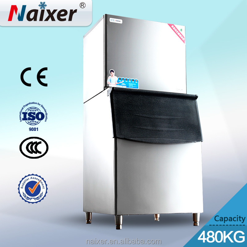 Naixer pop cheap ice machine TH1000,ice machine for sale