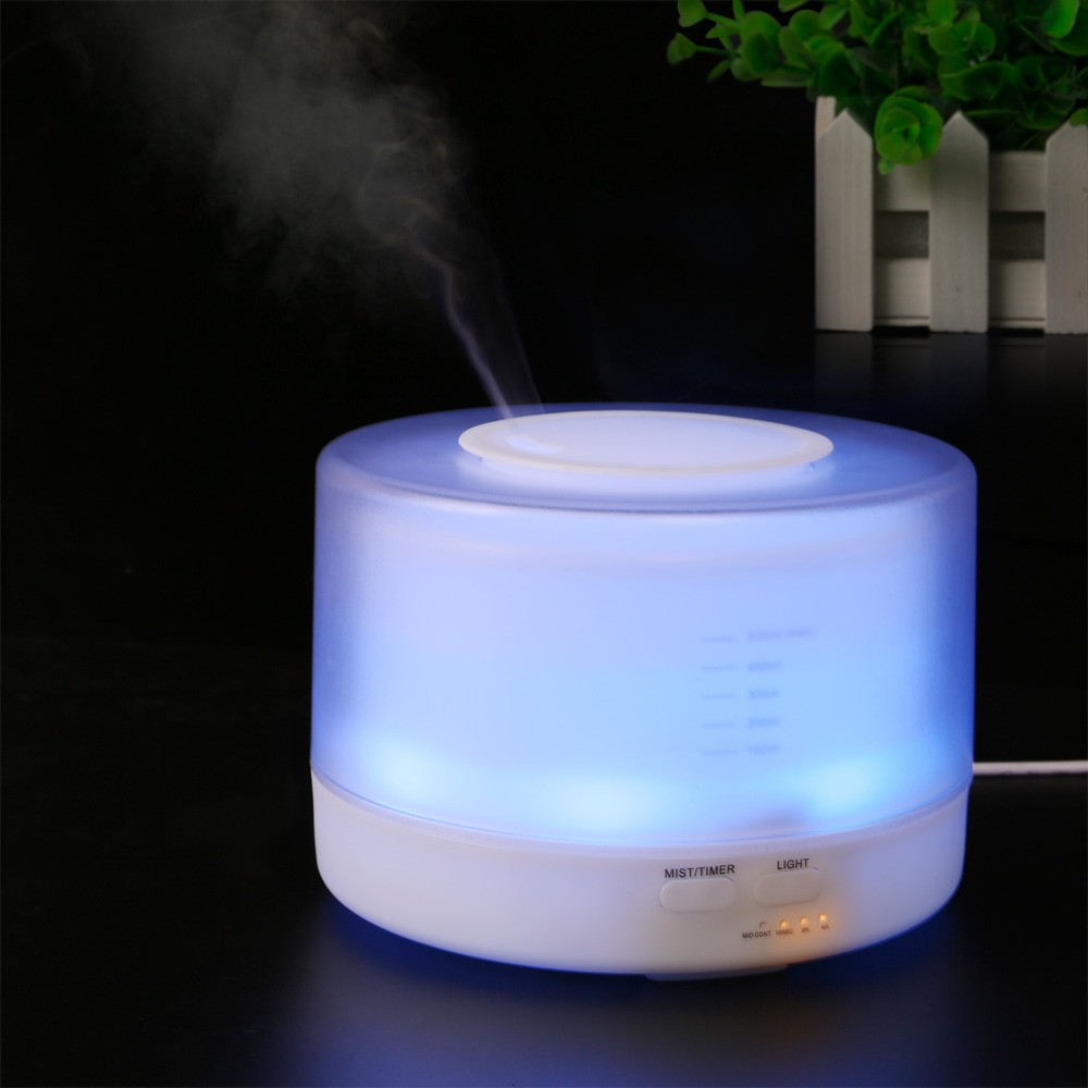 AD780-1 Mist led frosted ltrasonic aroma diffuser