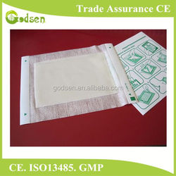 pain relieving gel patch, safe and convenient,thermal gel cold pack