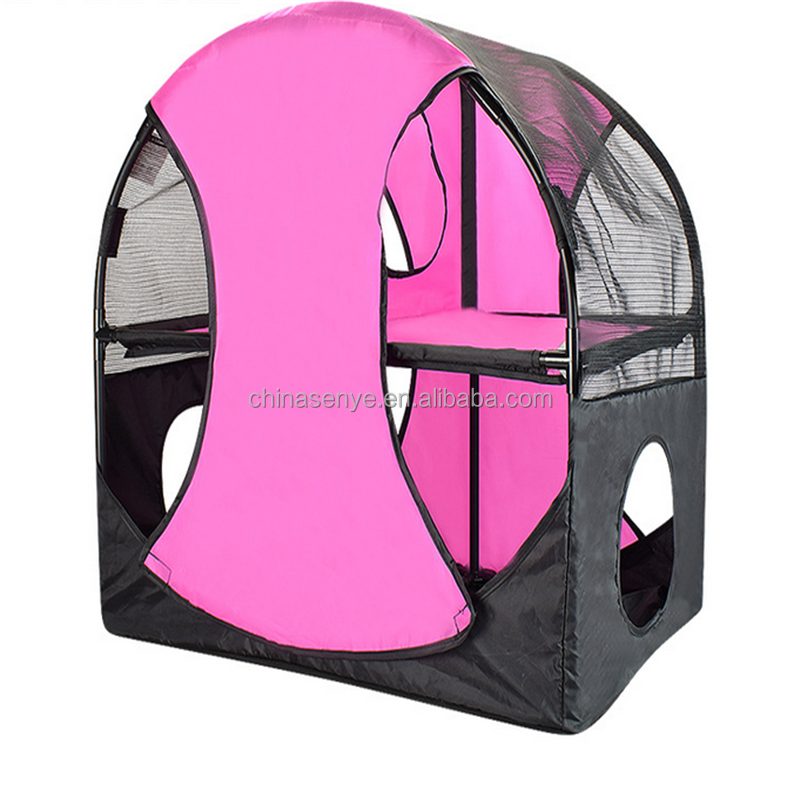 Wholesale Multi-function Wheel Sleeping Pet Toys Washable Cat Tunnel