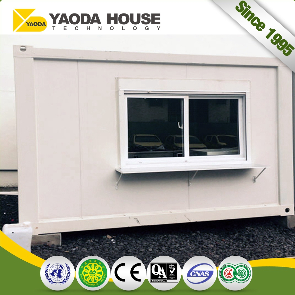 Lowest Cost Quick Assembly Prefabricated Container Homes Greece