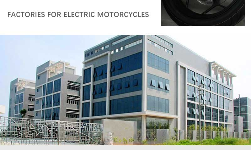 Hanbird Good Quality Wonderful Hot Sale RZ Electric Racing Motorcycle for USA