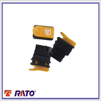 Chinese motorcycle spare parts motorcycle starting/starter switch for 110cc cub motorcycle