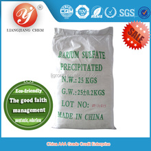low metals impurities barium salts sulphate precipitated industrials grades