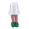 wholesale newborn christmas baby clothes children winter/fall clothing set toddler clothes