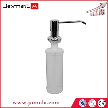 kitchen sink parts of single head liquid soap dispenser J230P05