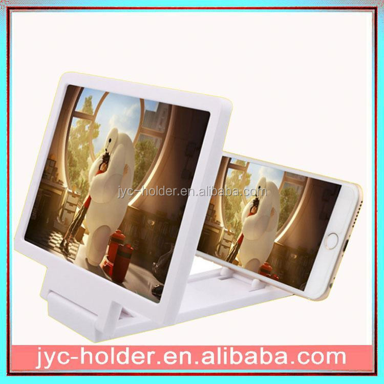screen enlarged ,H0T008, foldable portable mobile phone screen magnifier
