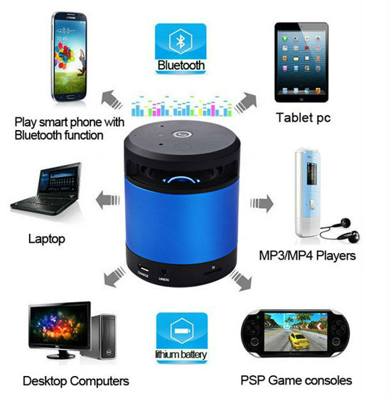 N10 for Wholesale Exclusive Motion sensor and Touch new ewa a102 bluetooth mini speaker