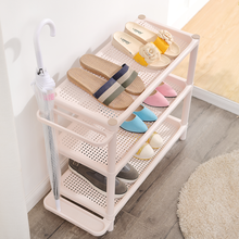 China factory home best price multifunctional 3 layer storage shoe rack