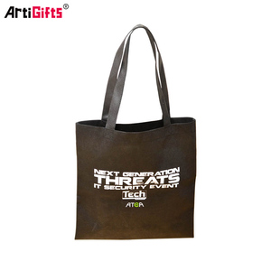 Customized wholesale cheap reusable grocery shopping non woven bag