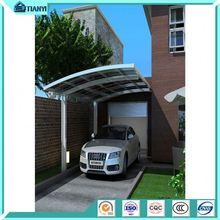all season uv coated folding inflatable steel frame outdoor aluminum carport car sun shelter for garden garage