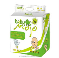 Hot Sale Well-fitted Disposable Baby Diaper