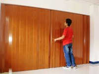 PVC Folding Doors and Partitions