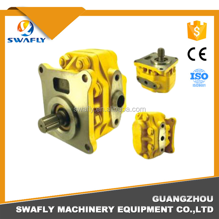High Efficiency D6A-6 D85E-18 D80A-18 main hydraulic gear pump, D6A-6 D85E-18 D80A-18 piston pump for 07432-71203