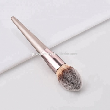 Private label vegan cosmetics 10pcs Synthetic hair makeup brush kit makeup brushes kabuki