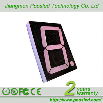 "hot 3.0"" digit led display module led currency board"