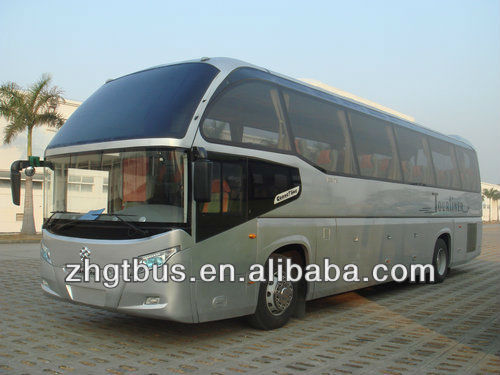 12 meters well designed hot style GTZ6129 luxury bus and coach
