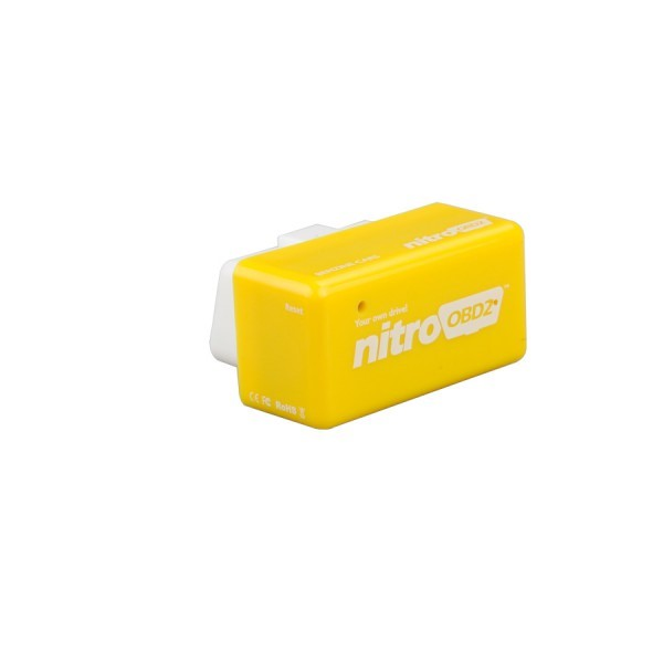 Nitro OBD2 for Benzine cars gasoline Plug Drive function the increasing the performance of engine OBD2 Chip Tuning