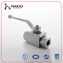 3 inch Brass stainless steel ball valve Overseas wholesale suppliers