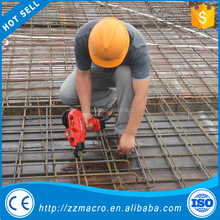 Hand-held automatic Rebar Tying Machine round bar tier