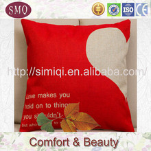 linen custom whoopee cushion storehouse cushion with words