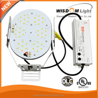 80W, 100W, 120W, 150W, 185W, 240W, 320W, 400W IP44 solar power led retrofit kit lamping