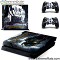 For PS4 Protective Skin Cover Game Accessories Self-adhesive Skin Cover