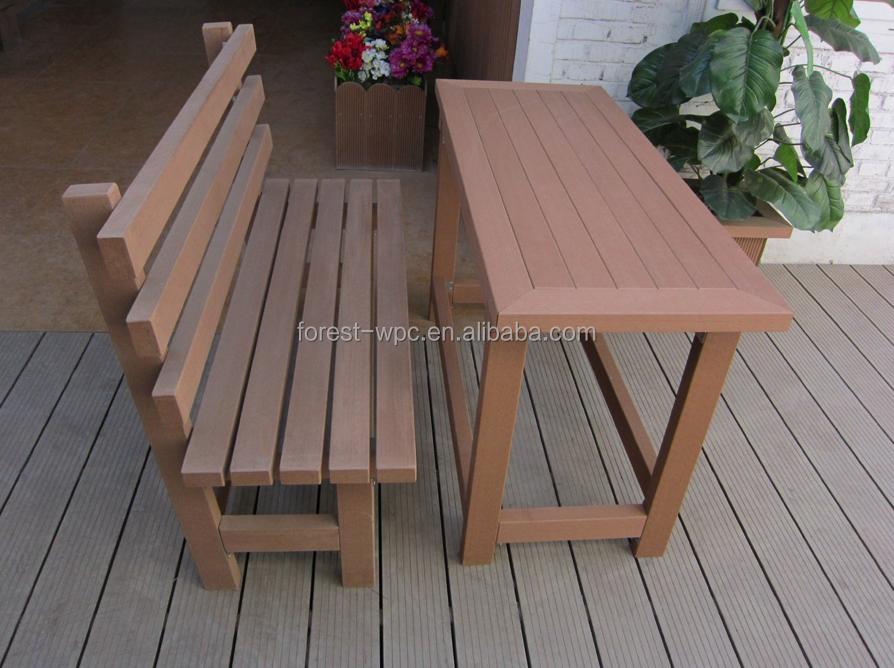900x400x450mm frstech hout kunststof composiet hout stoel ontspannen plastic stoel moderne stoel - Houten plastic stoel ...
