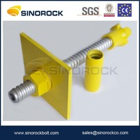 SINOROCK high quality left thread soil nailing