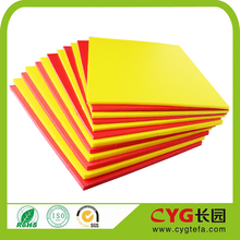 floating material closed cell polyethylene foam board