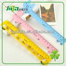 Eco-friendly die cut High qulaity plastic ruler