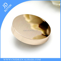 Jinda accessories high quality fashion plane mirror upscale women's coat buttons