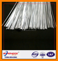 Self-producting aluminum brazing rods in good quality