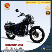 150CC Popular Chopper Motorcycle Cruiser Model SD150-2A