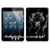 New arrival,for ipad Air skin sticker factory vinyl skin sticker for ipad