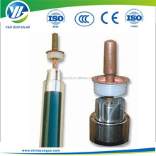 Heat pipe solar collector vacuum tube for solar water panel